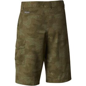 Columbia Silver Ridge Pantalones cortos con impresión Niños, cypress multi
